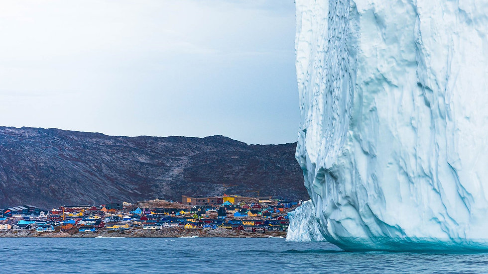 18 Nights  The Northwest Passage - In the Wake of Great Explorers - Westbound