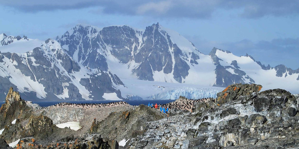 18 Nights Patagonia, Chilean Fjords and Antarctica - Voyage of Discovery (NB)