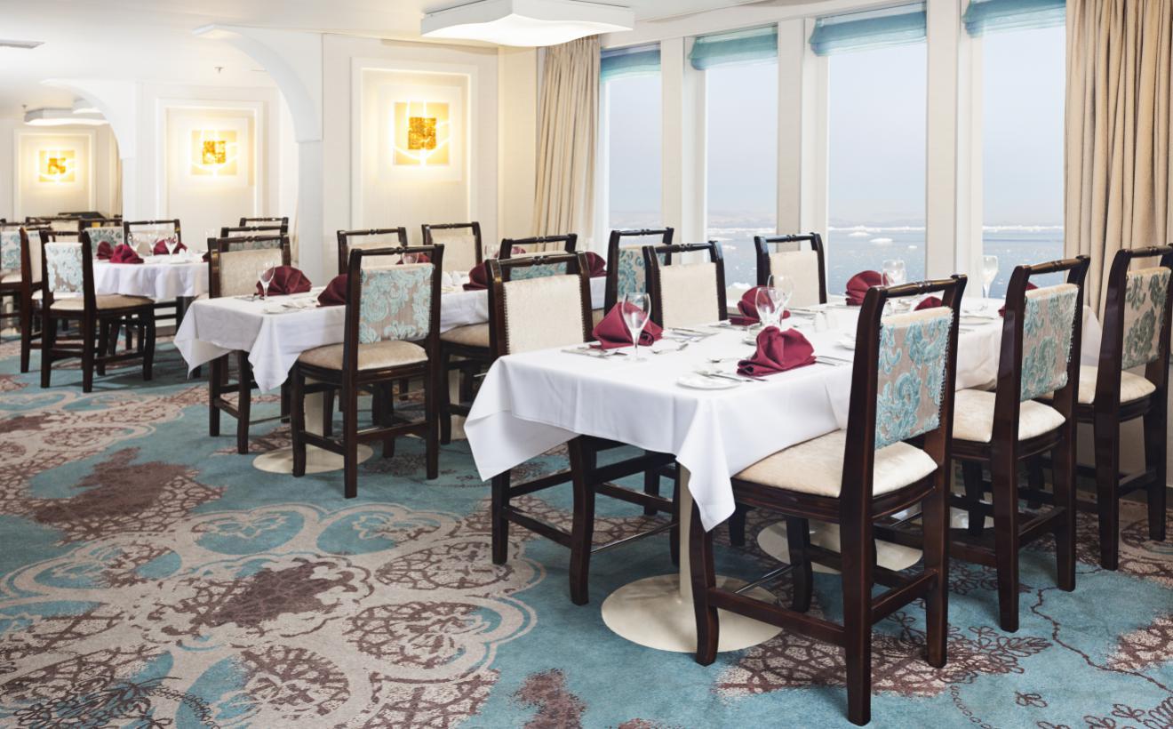 Ocean Atlantic Restaurant 3