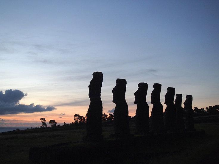 4 Days Easter Island Tour (LAND)