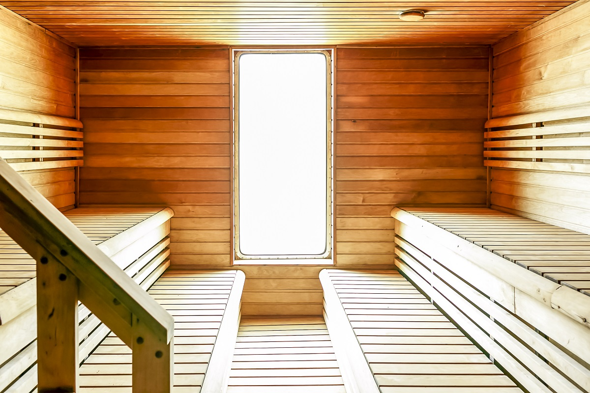 END Sauna