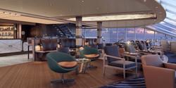 MS Roald Amundsen Explorer Lounge