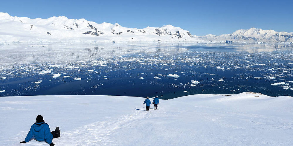 12 Nights Antarctica Expedition