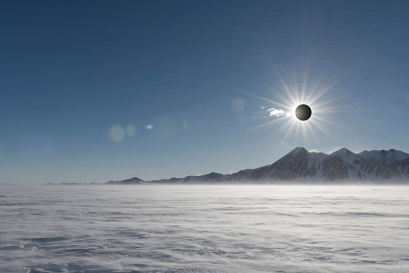 12 Days Antarctica Expedition to Totality