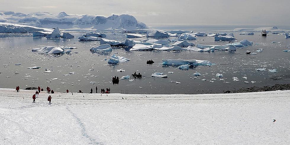 12 Nights Weddell Sea and Larsen Ice Shelf