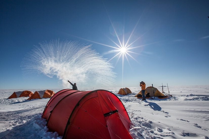 6/7 Days South Pole Overnight Expedition