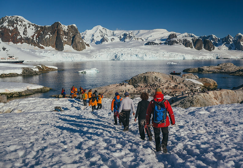 15 Nights South Georgia and Antarctic Peninsula