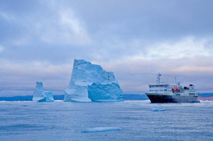 19 Nights East Greenland: Wild Shores of The High Arctic
