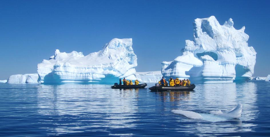 9/10/11 Nights Antarctic Explorer from Ushuaia