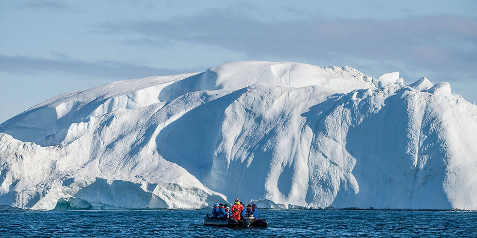 14 Nights Expedition to Southwest Greenland