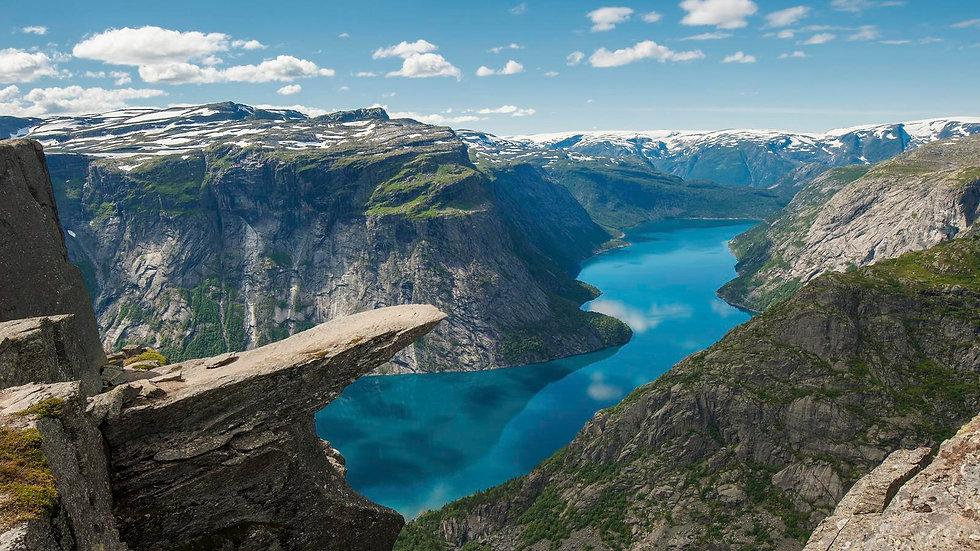 7 Days Norwegian Fjord Trekking (Land)