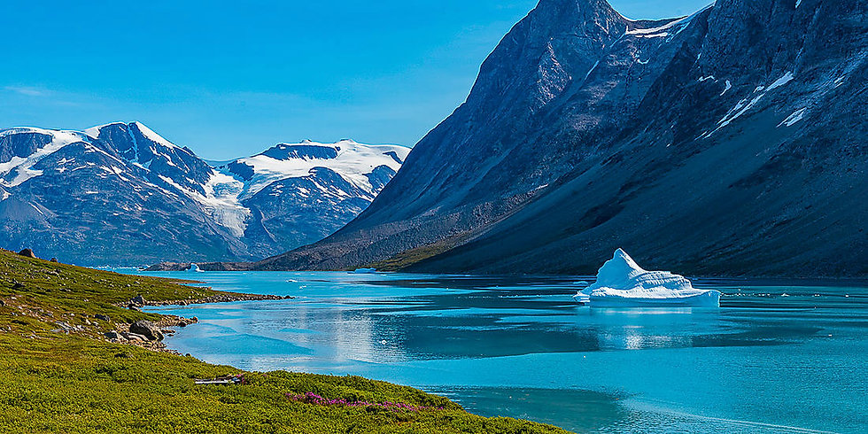 10 Nights Greenland and Newfoundland