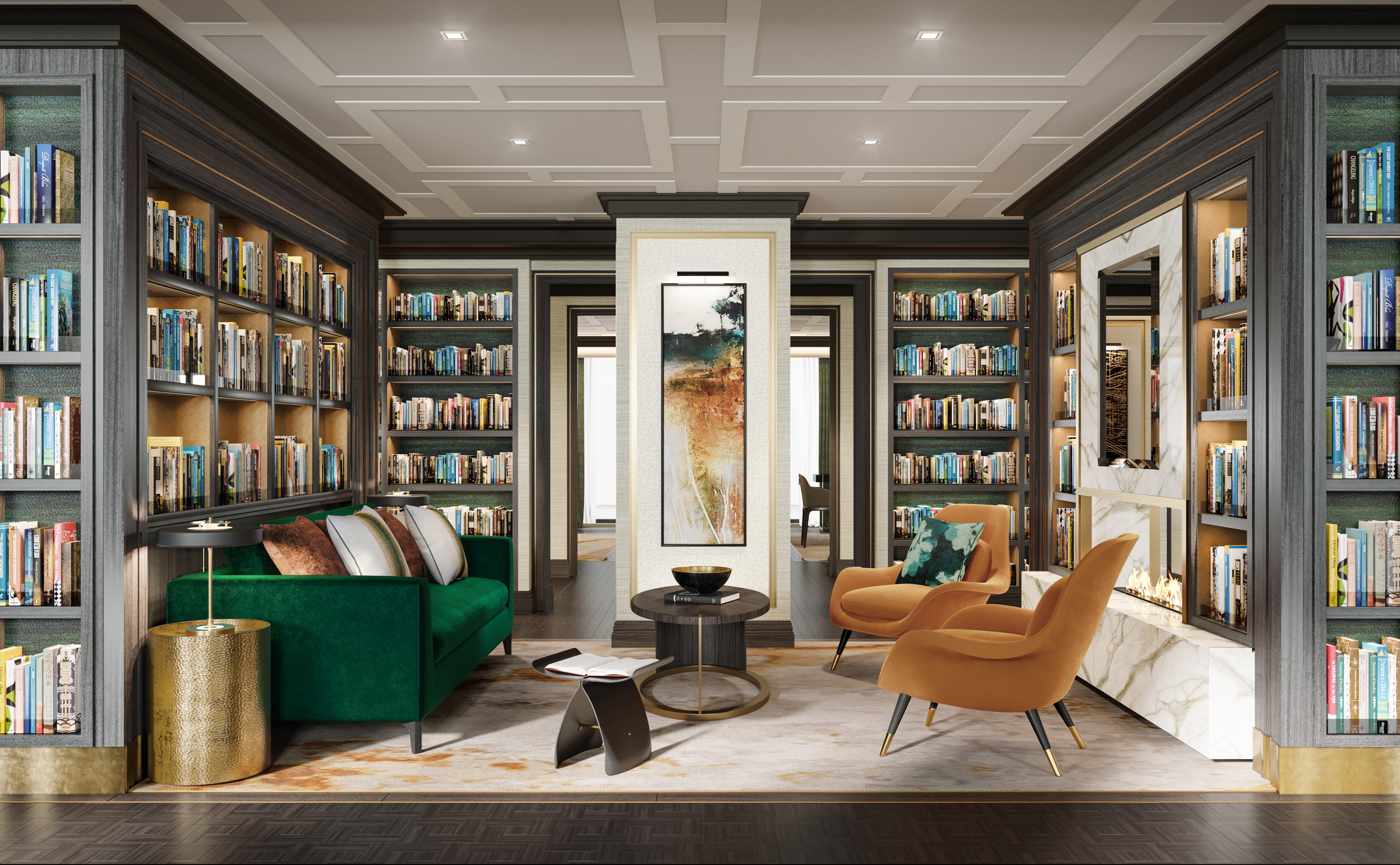 Crystal Endeavor Library