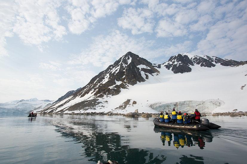 10 Nights Svalbard Odyssey