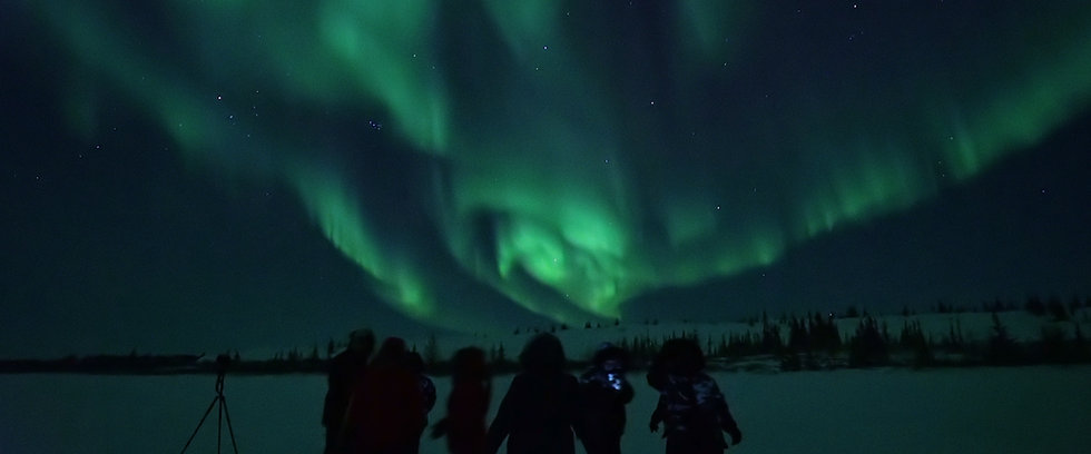 8 Days Northern Lights And Winter Nights - Enthusiast Via Rail (Land)