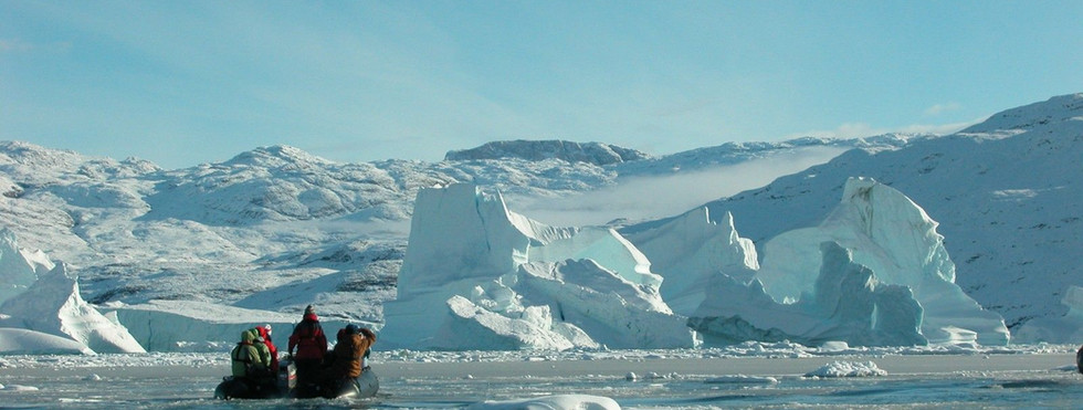 Scoresbysund, Eastern Greenland