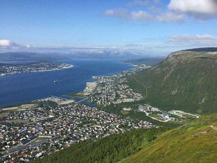 23 Nights from Tromso to Kangerlussuaq