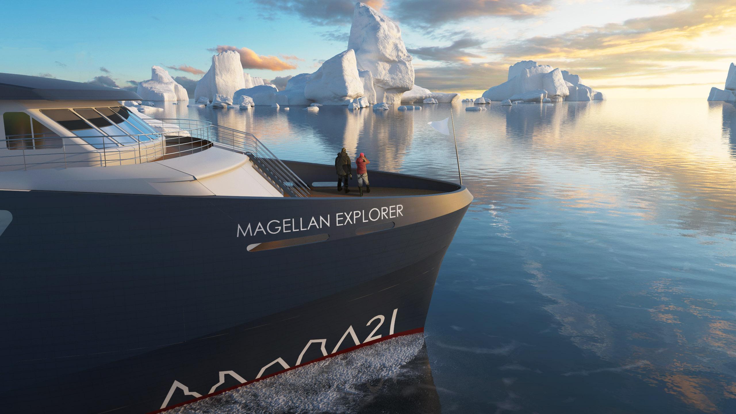 Magellan Explorer