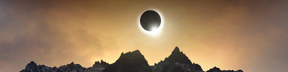 21 Nights Solar Eclipse in Antarctica