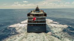World Navigator Aft View