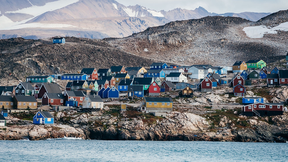 16 Nights Greenland Odyssey