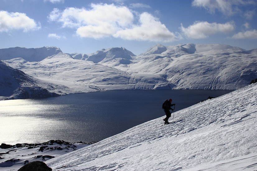 8天东格陵兰斯科斯比湾极光巡游