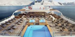 MS Roald Amundsen Open Deck