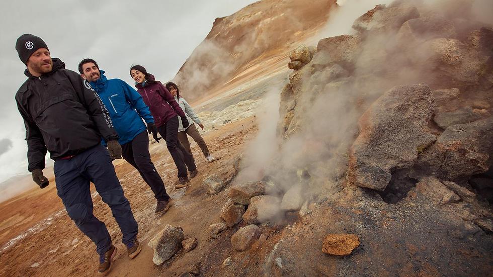 7 Days Trekking in Iceland (Land)