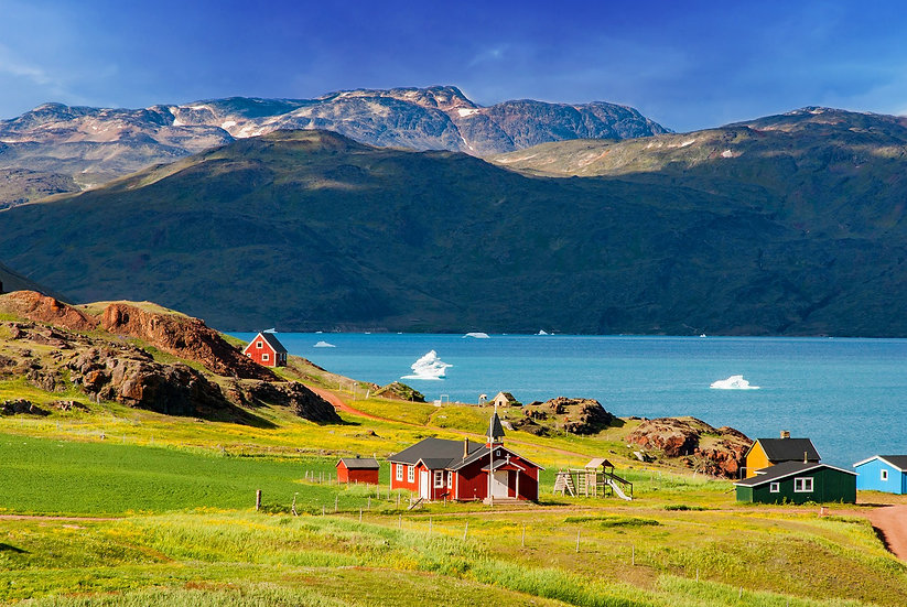 16 Nights Greenland Expedition