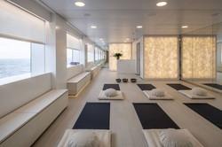 Scenic Eclipse Yoga Space