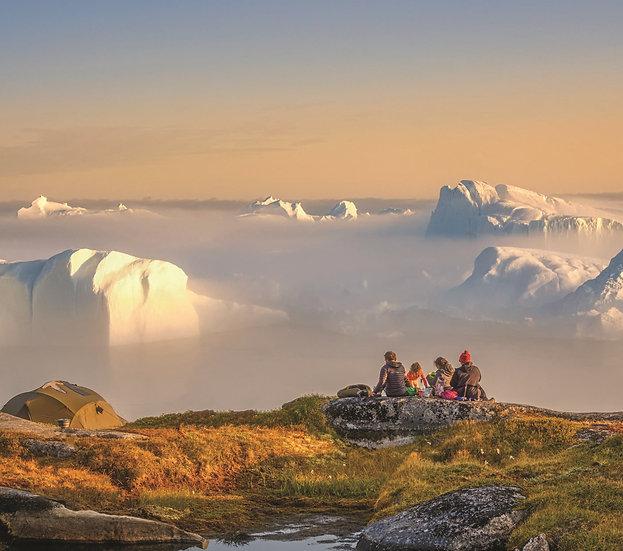 8 Nights Longyearbyen Roundtrip
