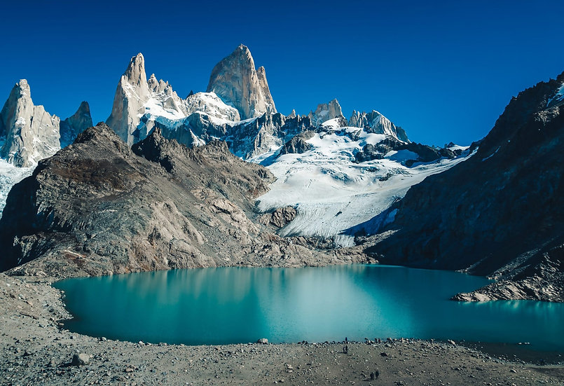 10 Days Patagonia Discovery Trek Argentina Return (Land)
