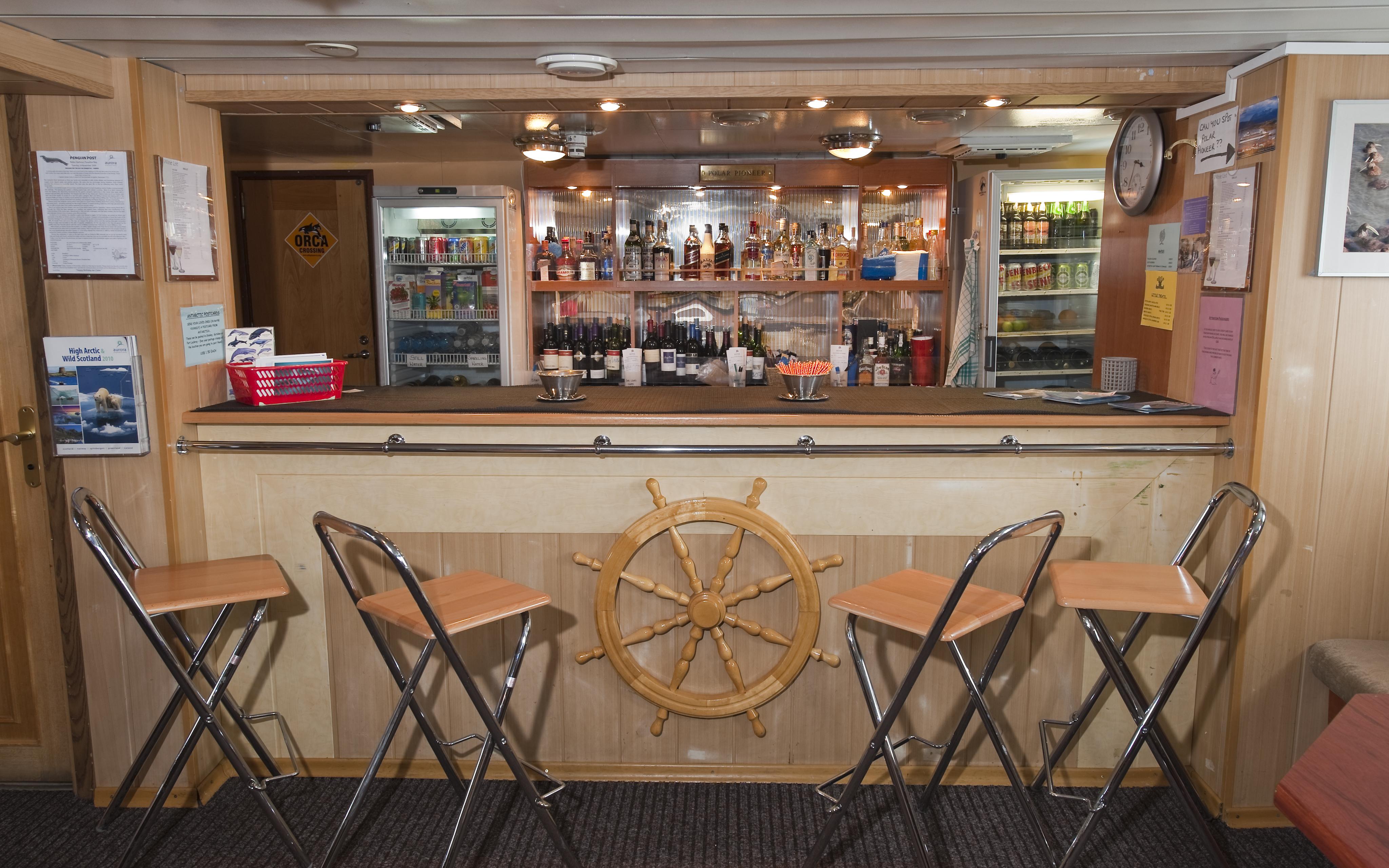 Polar Pioneer Bar