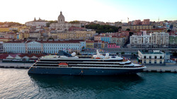 World Navigator Docked-Lisbon