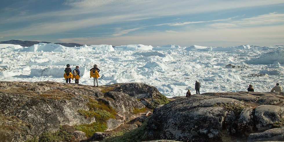 19 Nights Best of the Western Arctic: Canada and Greenland