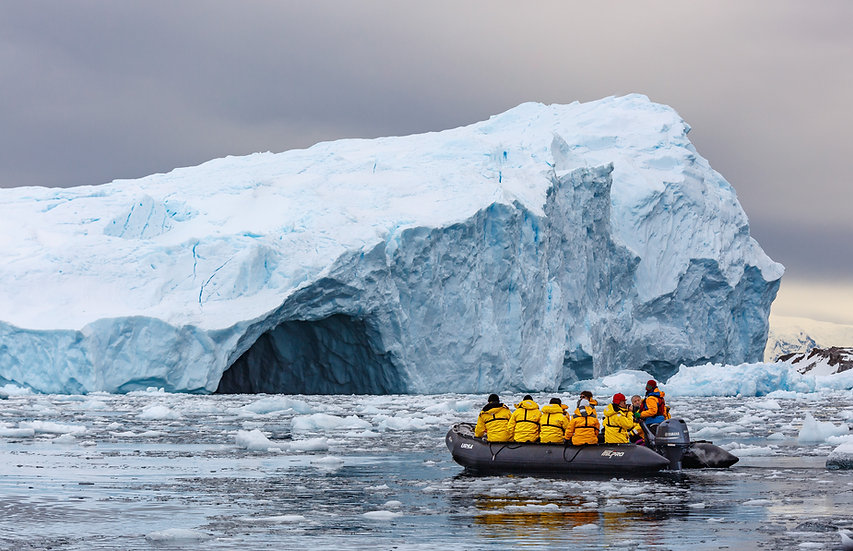 10 Nights Antarctic Explorer from Buenos Aires