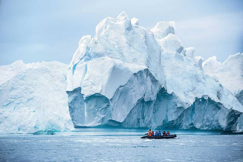 18 Nights St Lawrence River, Newfoundland and Greenland