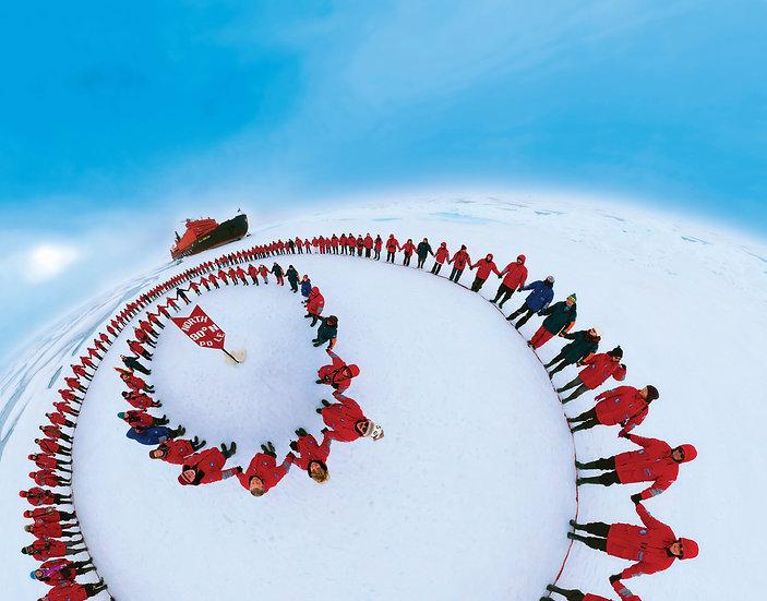 13天北极点世界之巅探险之旅