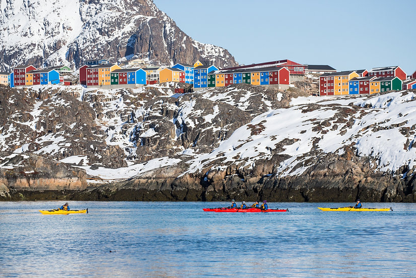 7 Nights West Greenland and Disko Bay