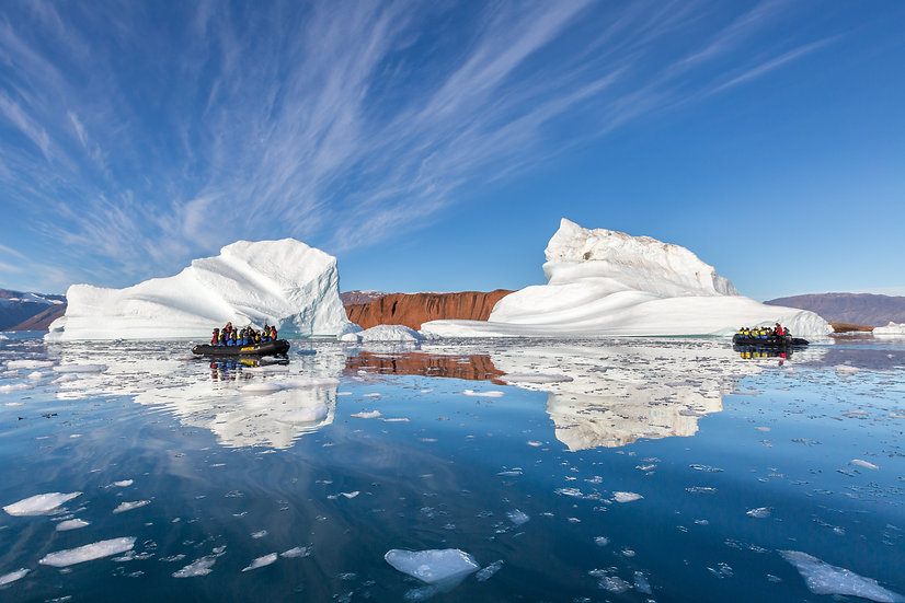 24 Nights Arctic Complete - Spitsbergen, Greenland & Iceland
