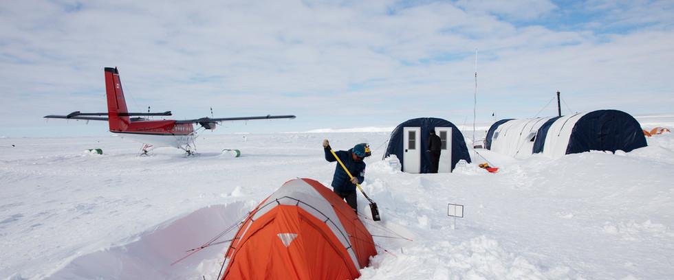 Gould Bay Camp