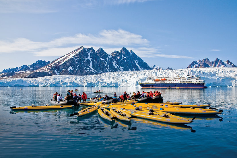 10 Nights Svalbard & The Northern Fjords