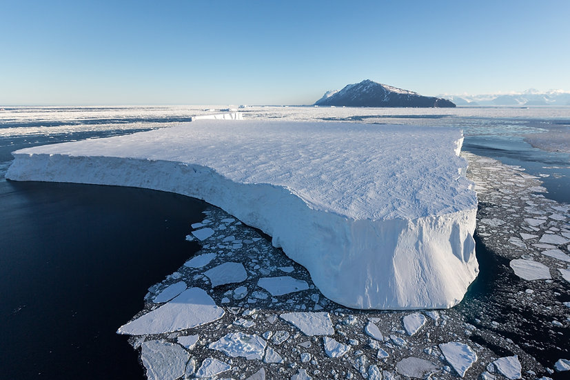 31/33 Nights Spectacular Ross Sea Including Helicopters