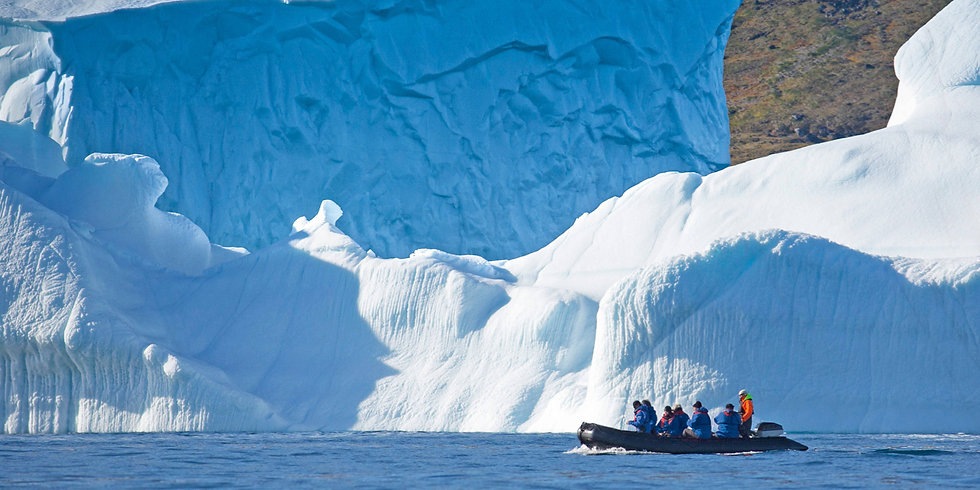 14 Nights Expedition Labrador  and Greenland