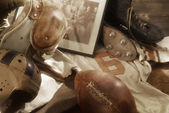 Vintage Football Collection