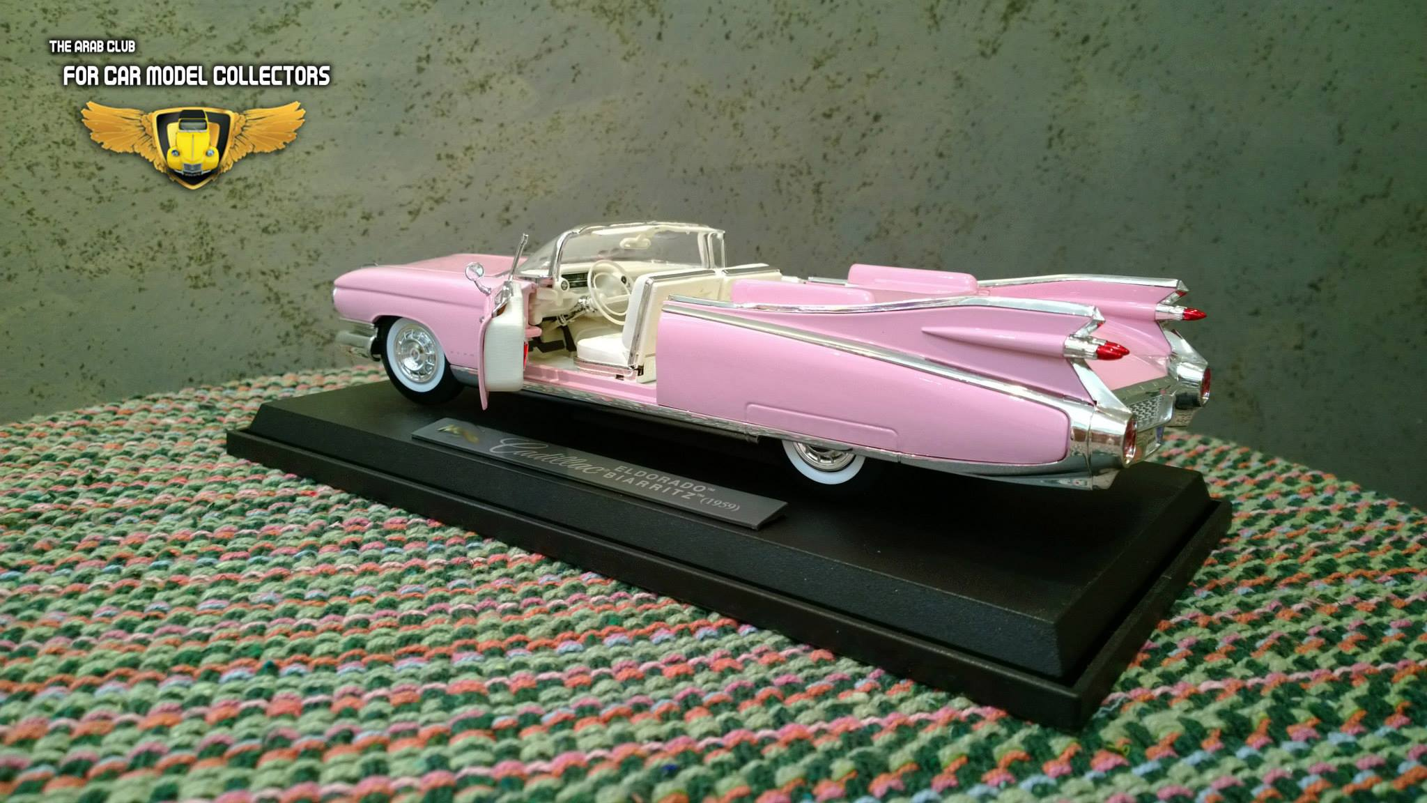 Cadillac Eldorado Biarritz Convertible 1959 1-18