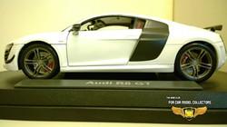 Audi R8 GT diecast