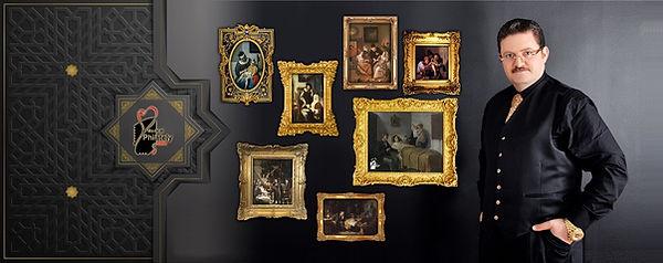 Dr Amir frames ornament med phila 8 smal