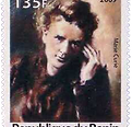 Portrait of Marie Curie Painting by Ritc