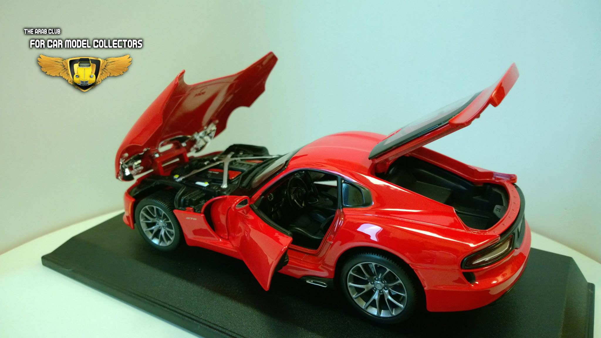 Viper SLR Diecast
